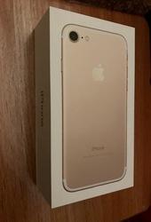 Iphone 7,  Gold,  32 gb